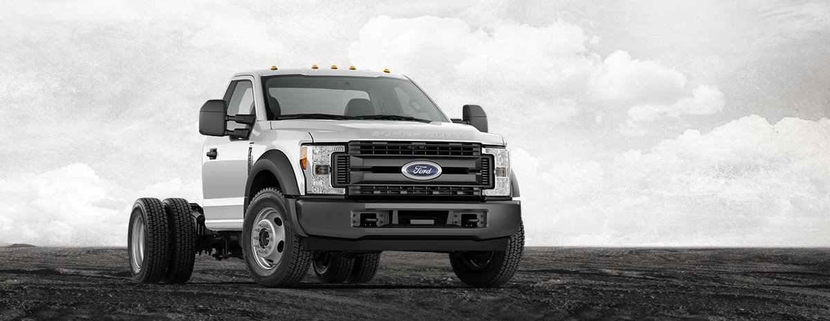 2019 Ford Chassis Cab F 450 XL | Wallwork Truck Center