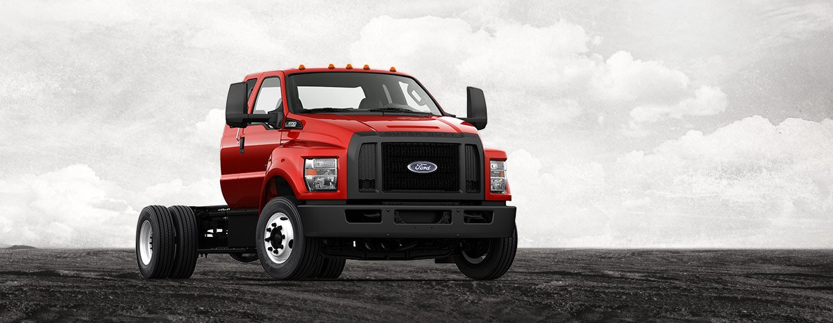 Highlights of Ford's F-650 Specifications